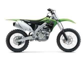 Nova Kawasaki KX250 F