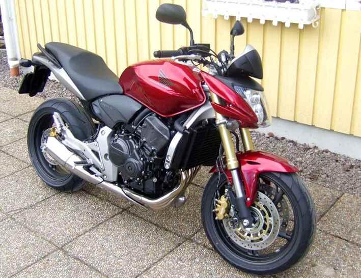 Hornet 2008