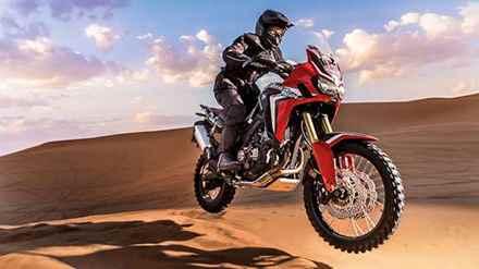 Honda CRF 1000L Africa Twin 2016