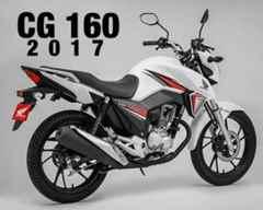 Nova CG 160 TITAN 2017