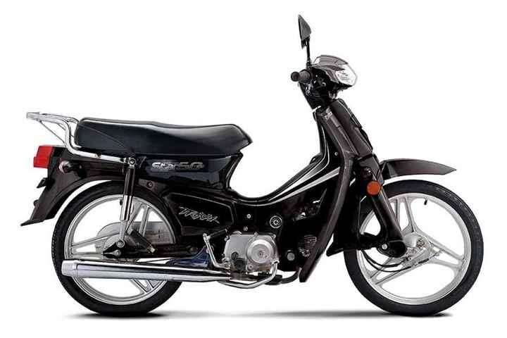motos mais vendidas em 2016