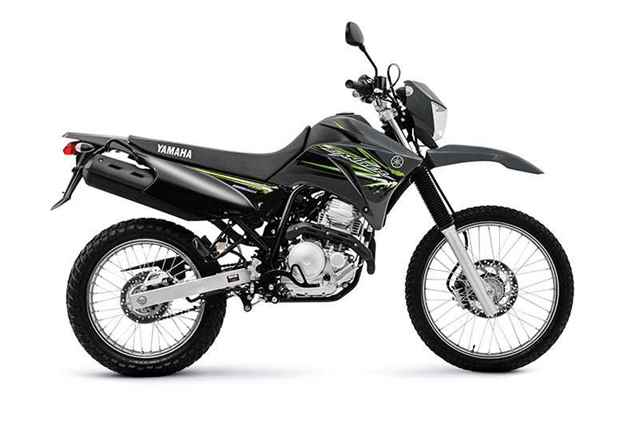 Nova Yamaha LANDER 250 2017