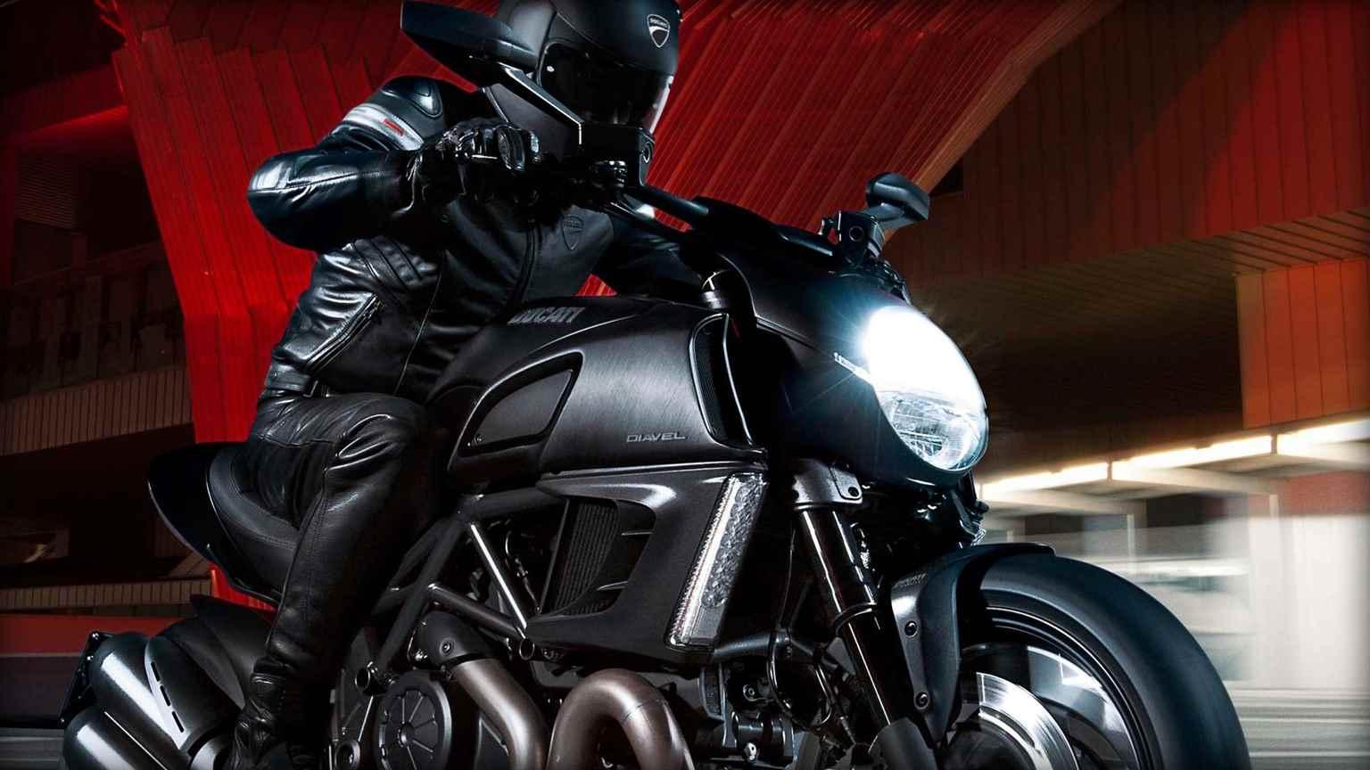 Nova Ducati Diavel