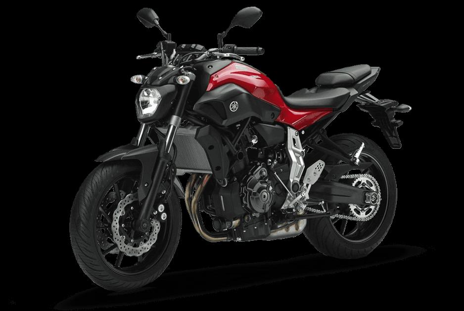 Nova Yamaha MT-07 2016