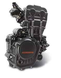 Nova KTM 200 DUKE 2016