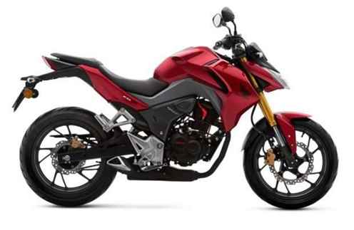 Nova Honda CB 190R