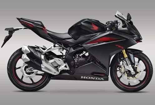 Nova Honda CBR 250RR 2017