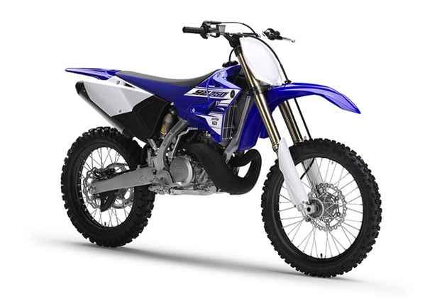 Nova Yamaha YZ 250 2016