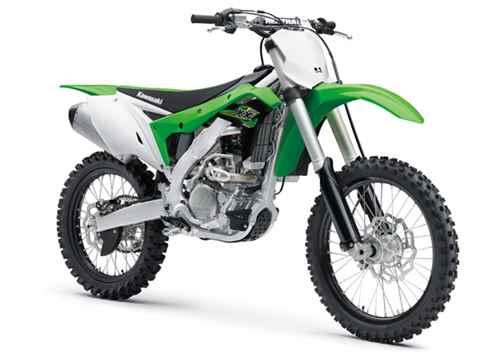 Nova Kawasaki KX250F 2017
