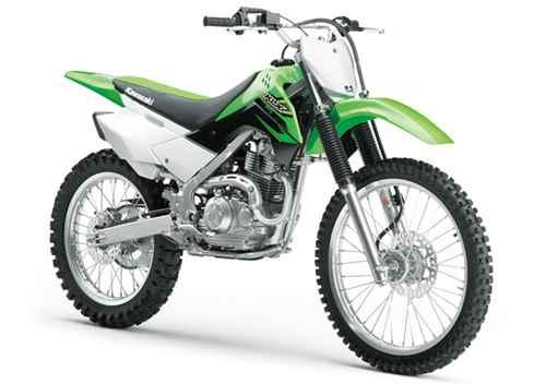 Nova Kawasaki KLX450R 2017