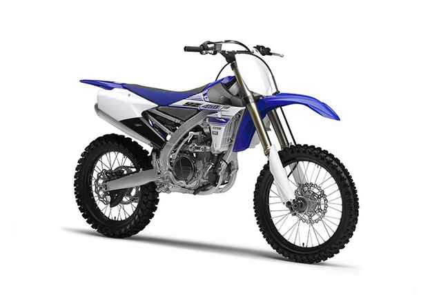 Nova Yamaha YZ 450F 2016