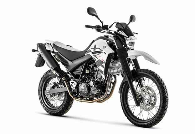 Nova Yamaha XT660 2016