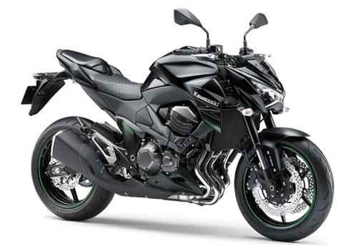 Nova Kawasaki Z 800 2016