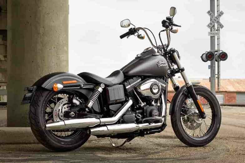 Nova Harley-Davidson STREET BOB 2017
