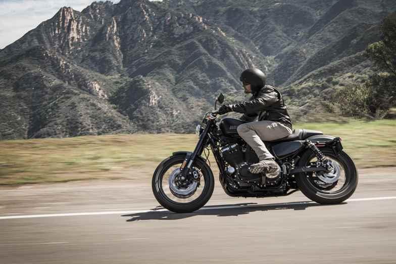 Nova Harley-Davidson Roadster 2017