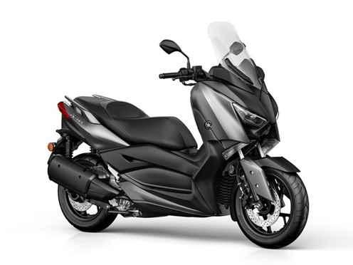 Nova Yamaha X-Max 300 2017