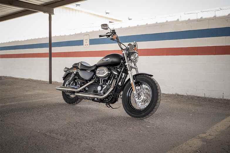 Nova Harley-Davidson 1200 Custom 2017