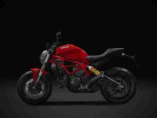 Nova Ducati 797 2018