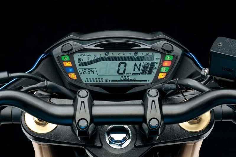 Nova Suzuki GSX-S750 2018