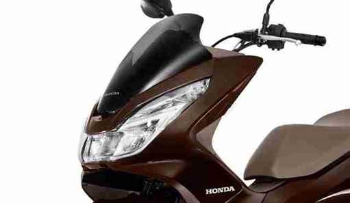 Nova Honda PCX 150 2018