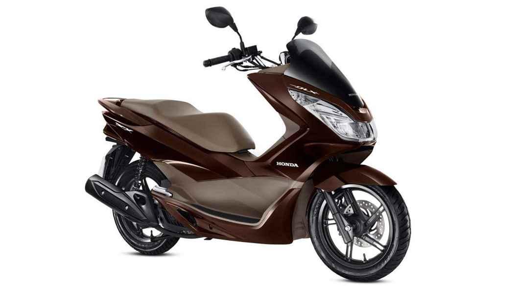 Nova Honda PCX 150 2018 - Consumo - Preço - Ficha Técnica
