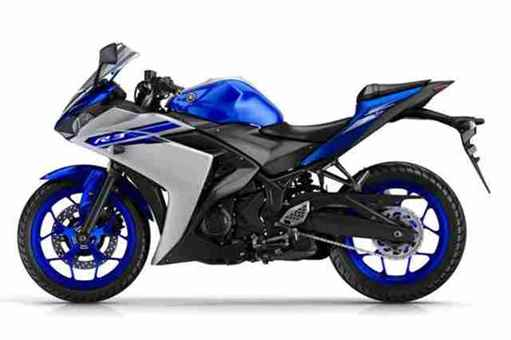Nova Yamaha R3 2017