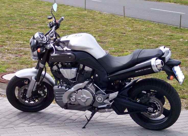 Yamaha MT 01 2009