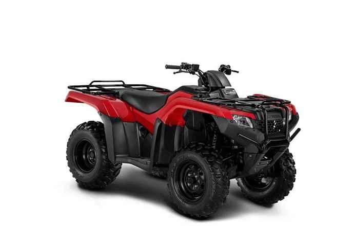 Quadriciclo Honda TRX 420