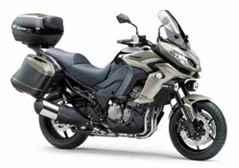 Nova Kawasaki VERSYS 1000 GRAND TOURER ABS
