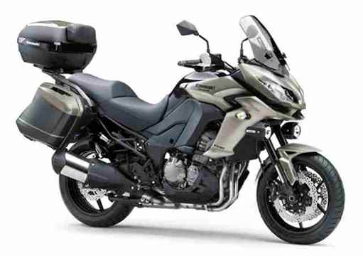 Nova Kawasaki VERSYS 1000 GRAND TOURER ABS