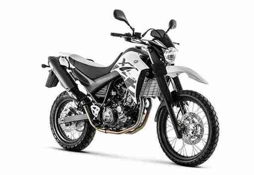Nova Yamaha XT660 2018