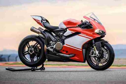 Nova Ducati 1299 Superleggera 2017