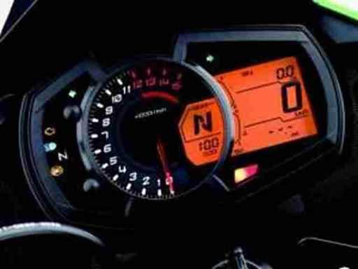 Nova Kawasaki Versys-X 300 2017