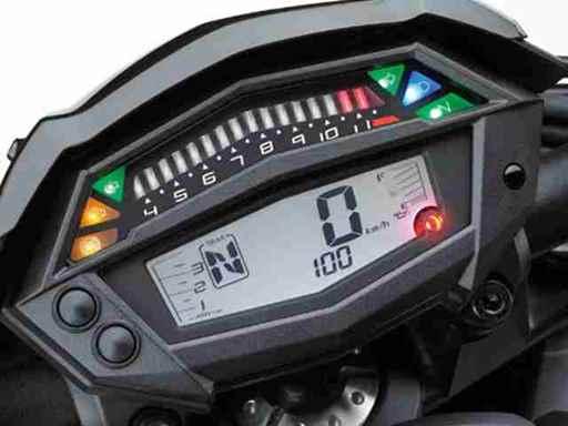 Nova Kawasaki Z1000 ABS 2018