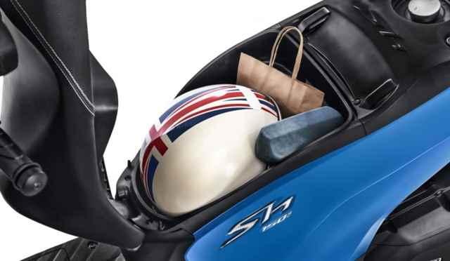 Nova Honda SH 150i 2017