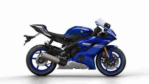 Nova Yamaha YZF-R6 2018