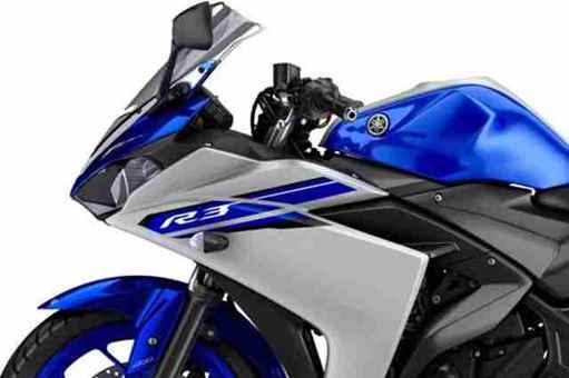 Nova Yamaha R3 2018