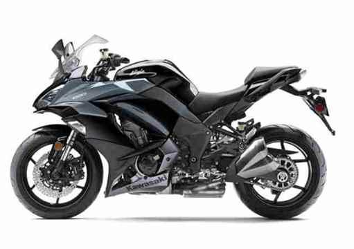 Nova Kawasaki Ninja 1000 2018