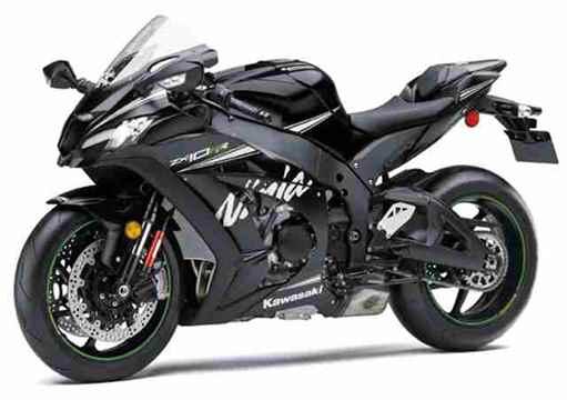 Nova Kawasaki Ninja ZX-10RR 2018
