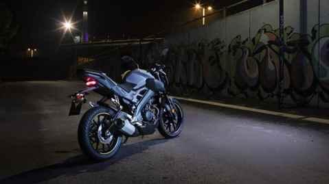 Nova Yamaha MT-125