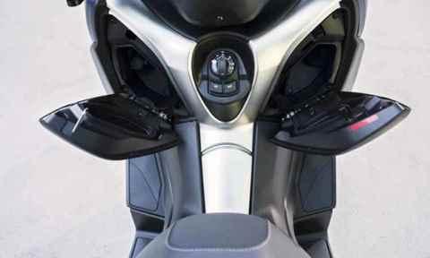 Nova Yamaha X-Max 400 2018