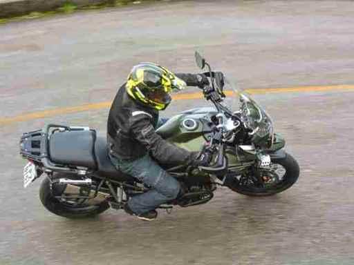 Nova Triumph Tiger Explorer 1200 XCa