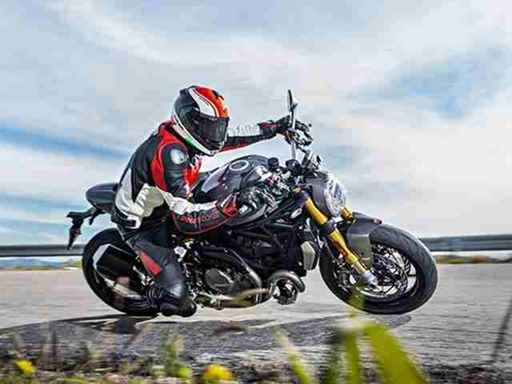 Nova Ducati Monster 1200 S