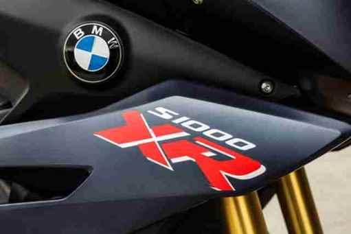 Nova BMW S 1000 XR 2018