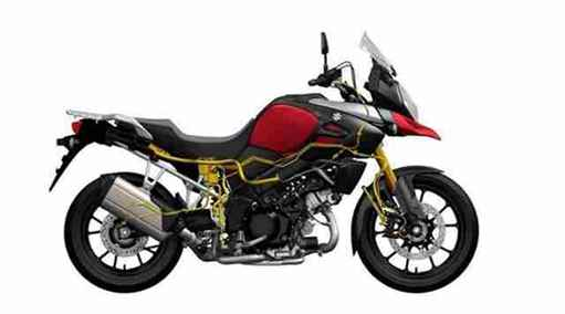 Nova Suzuki V-Strom 1000 XT 2018