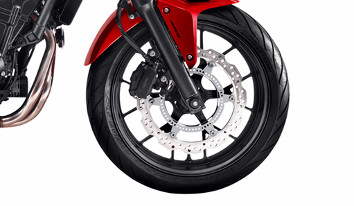 Nova Honda CB 500F 2018