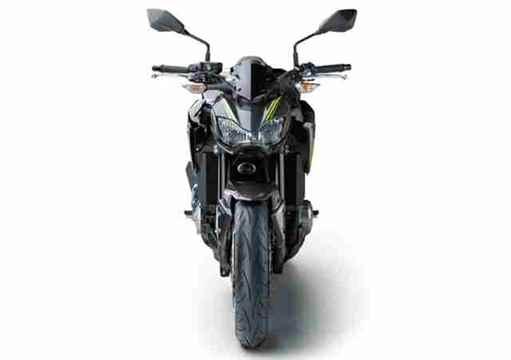 Nova Kawasaki Z900 2019