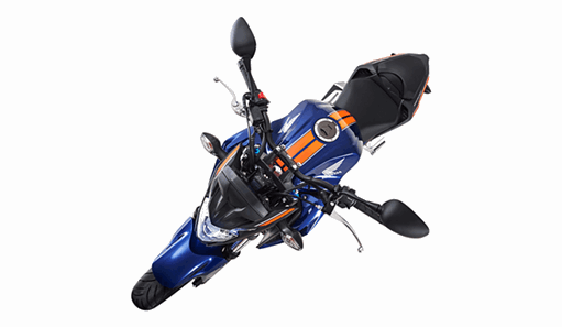 Nova CB 500F 2019
