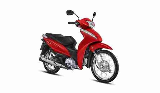Nova Honda Biz 110i 2019