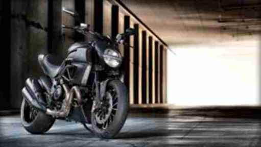 Nova Ducati Diavel 2019